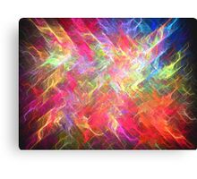 Fire Currents Canvas Print