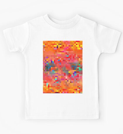 1025 Abstract Thought Kids Tee