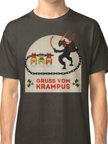Gruss vom Krampus Classic T-Shirt