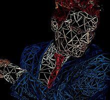 Gerard Way Triangles, Black by phandom-united