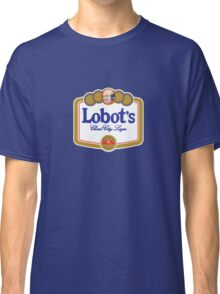 Lobot's Cloud City Lager Classic T-Shirt
