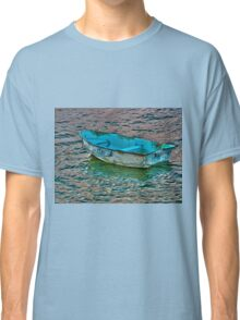 Boat in water Classic T-Shirt