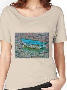 Boat in water Women's Relaxed Fit T-Shirt