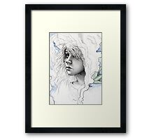 From the Pythia's Smoke Framed Print