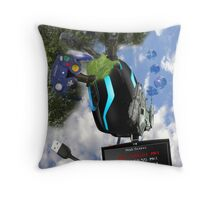 jerico surreal project Throw Pillow