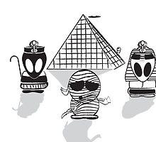Ancient Aliens by milesmontillano