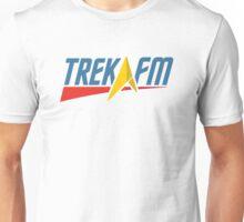 Trek.fm Logo (Light) Unisex T-Shirt