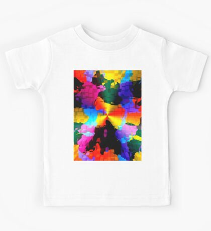 1000 Abstract Thought Kids Tee