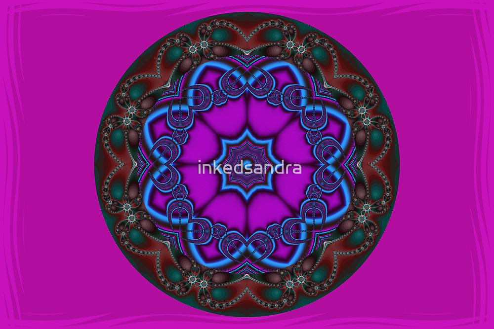 Hearts and Jewels by inkedsandra