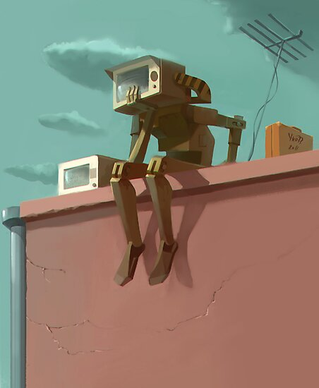 Bad Signal by Roman Shipunov