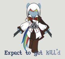Rainbow Dash - Assasin by SlicezorrPon3
