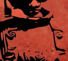 Big Red Buddha Sticker