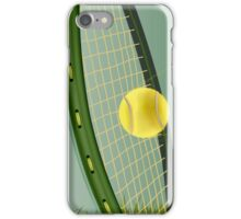 Tennis Champ  iPhone 5 Case / iPhone 4 Case / Samsung Galaxy Cases   iPhone Case/Skin