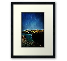 Drowning in Dreams Framed Print