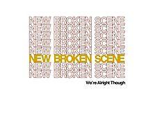 New Broken Scene by room17