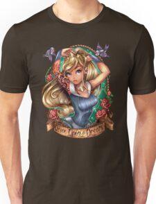 Once Upon A Dream (blue dress) Unisex T-Shirt