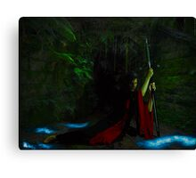 Don't Fear the Night Canvas Print