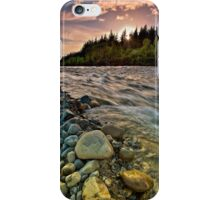 Christmas Eve Dawn iPhone Case/Skin