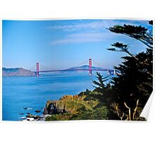 View from Land's End Poster