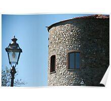 castello di fosdinovo Poster