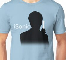 iSonic (10th Doctor) Unisex T-Shirt