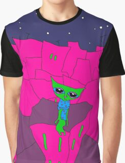 How To Psy In Megapolis Graphic T-Shirt
