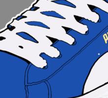 PUMA SE: NAVY BLUE W/ WHITE LACES Sticker