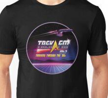 Trek.fm: Trekking Through the '80s! Unisex T-Shirt