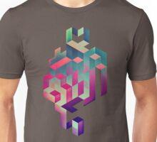 Isyhyrrt Dyymynd Spyyre Unisex T-Shirt