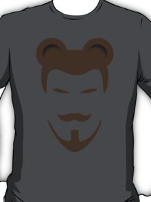 BEARMAN 4 T-Shirt