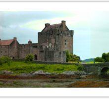 Eilean Donan Castle III Sticker