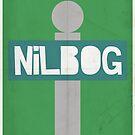 NILBOG! It's GOBLIN spelled BACKWARDS! by lazerwolfx