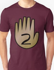 2 Hand Book From Gravity Falls Unisex T-Shirt