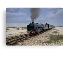 Romney, Hythe and Dymchurch Railway Canvas Print