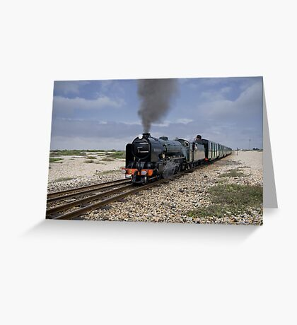 Romney, Hythe and Dymchurch Railway Greeting Card