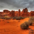 Arches National Park approach to Devils Garden Trailhead by Eros Fiacconi (Sooboy)