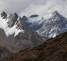 Himalayan grandeur by Richard  Stanley
