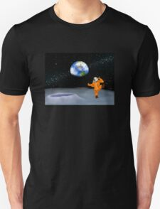 Ape In Space! Unisex T-Shirt