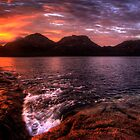 Pirate Point Pano by Kip Nunn