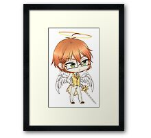 Chibi William Framed Print