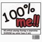 100% ME -preservative free by picketty