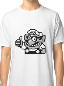 Wario Approval Classic T-Shirt
