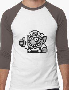 Wario Approval Men's Baseball ¾ T-Shirt