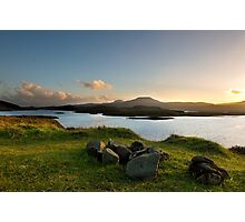 Loch Dunvegan, Isle of Skye Photographic Print