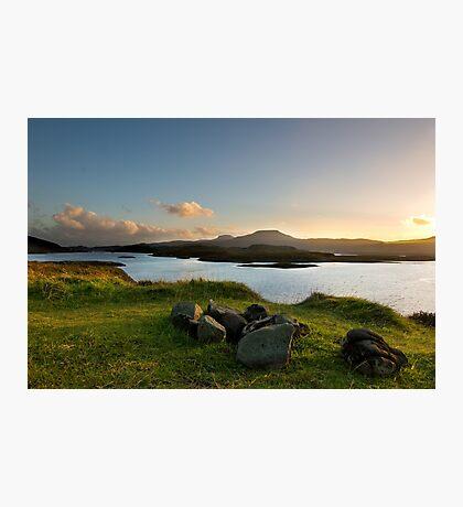 Loch Dunvegan, Isle of Skye Photographic Print