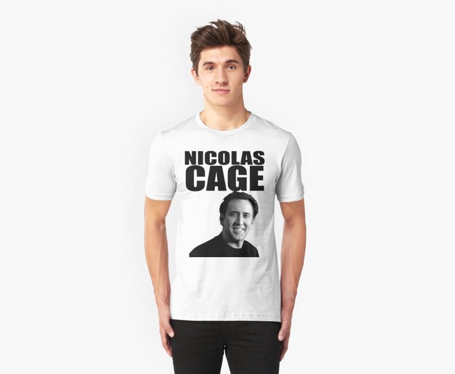 Nicolas Cage by Tortoise