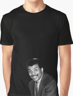 Neil deGrasse Tyson Graphic T-Shirt