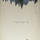 Tokyo-3 by almn