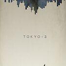Tokyo-3 by Nayelli Bautista