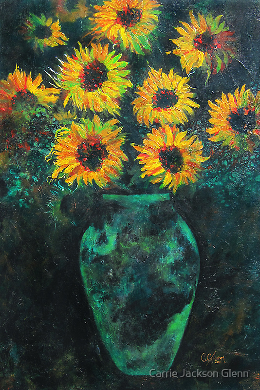 Darkened Sun by Carrie Glenn